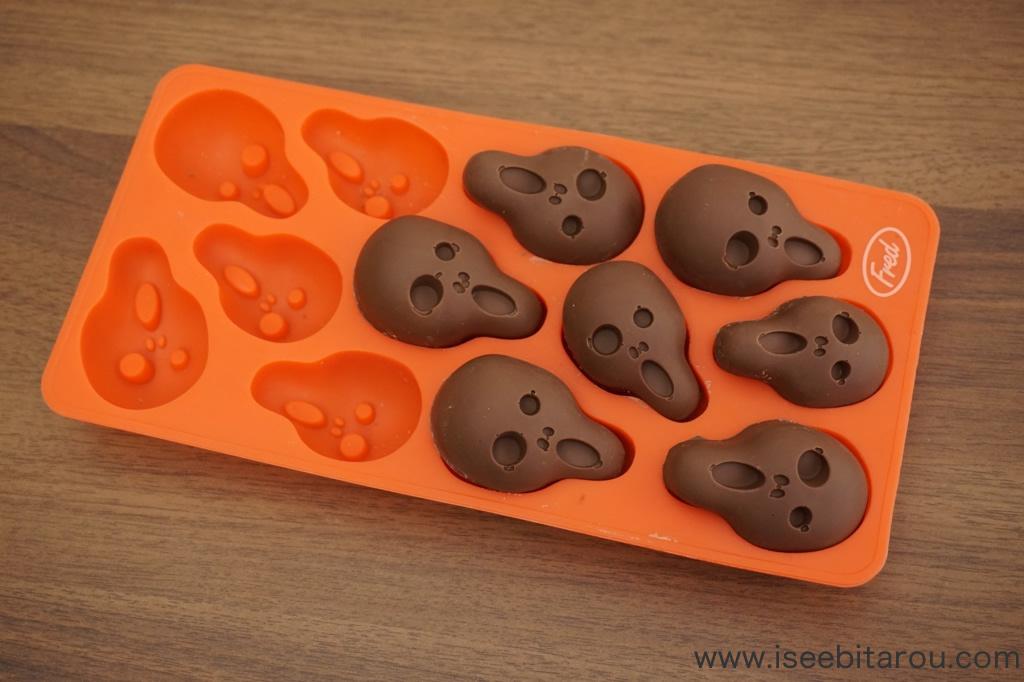 ユニークなチョコレート