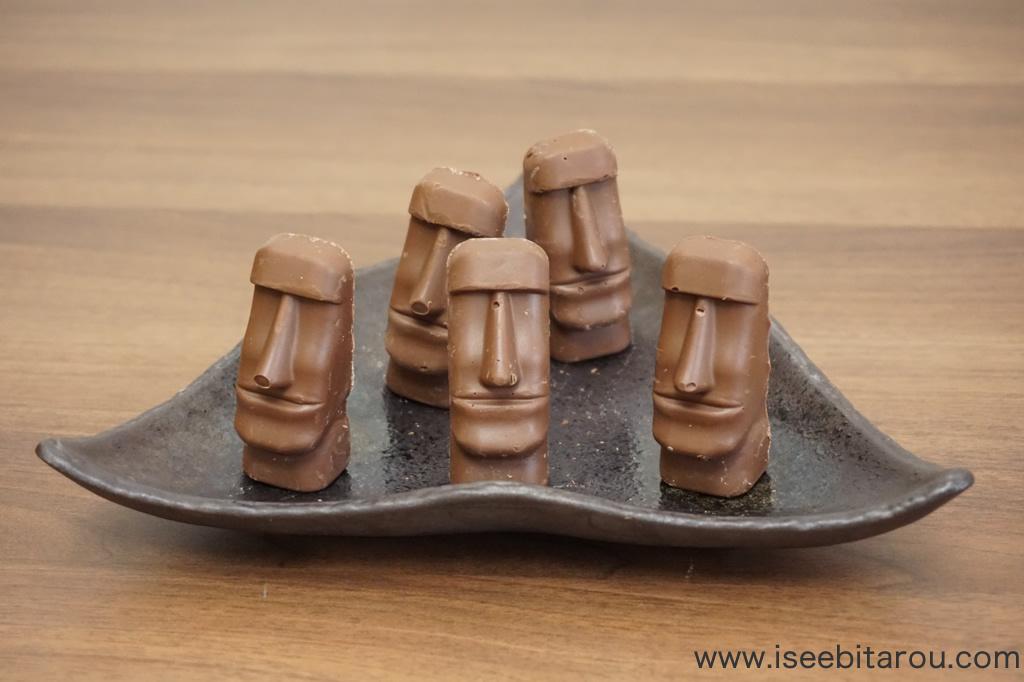 おもしろいチョコ作り