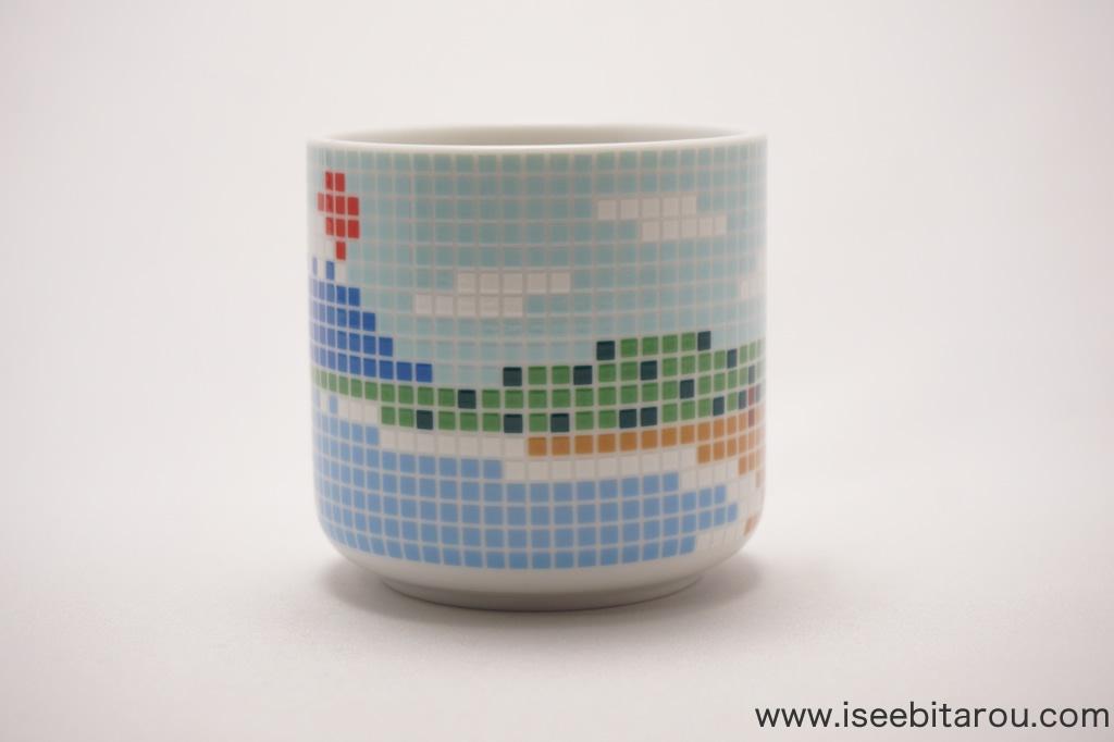 富士山壁画マグカップ