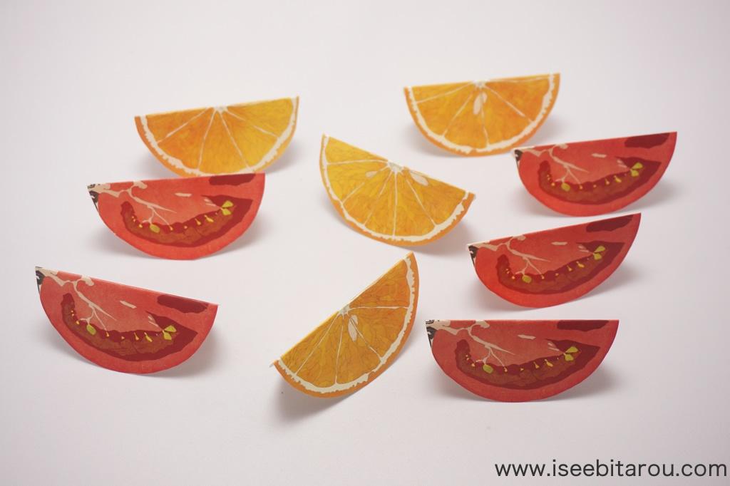 フルーツと野菜のメモ