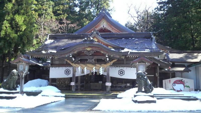 Fwd: 白山ヒメ神社