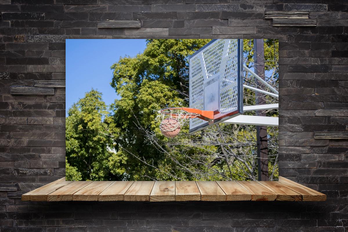 バスケットボールのポジションのイメージ