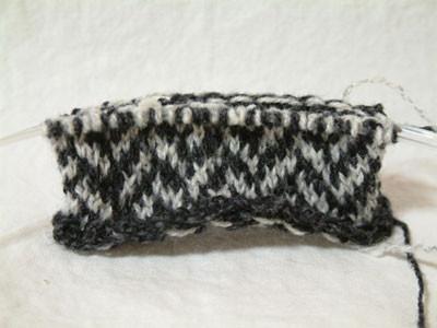 ヘンリーボーンの手袋 #1