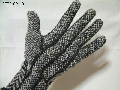 ヘンリーボーンの手袋 #5 B面