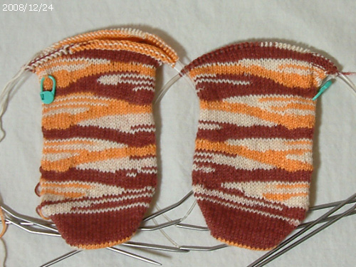 Rainbow Socks #2