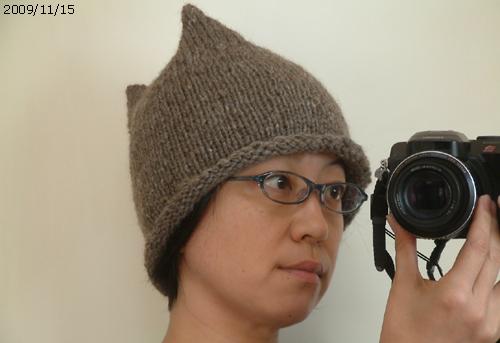 Tri-Peak Hat