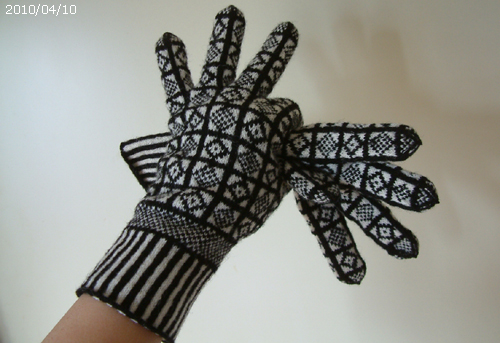 サンカ手袋