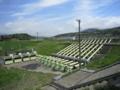 広井川救急排水ポンプ基地、左側の2基が0.5㎥/毎秒/1基です。