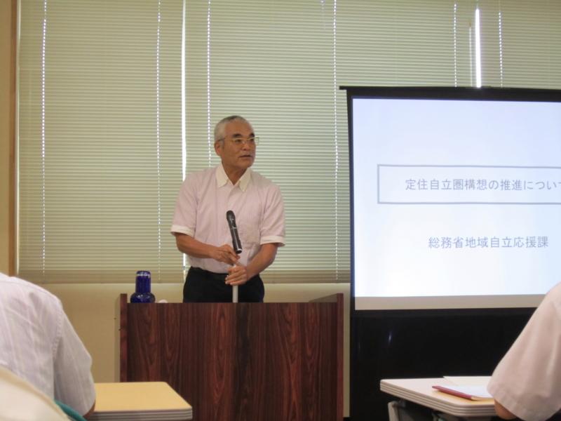 小田切中野市長挨拶