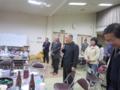 滝沢初代会長の激励の言葉