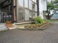 コミュニティーセンターの花壇(老人クラブ担当)