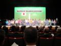 飯山小学校2年生による「平和への讃歌」