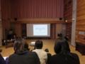 服巻先生の講演