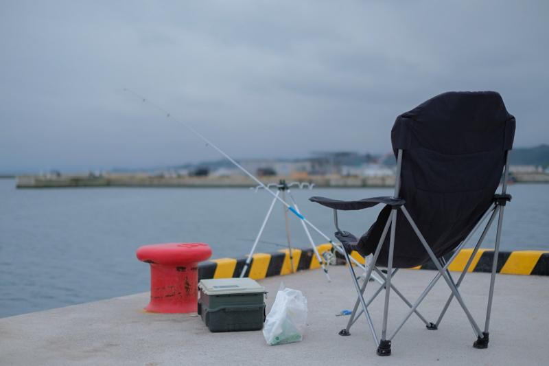 大津港海釣り
