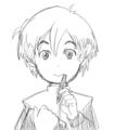 Bamboo Pen で描きました