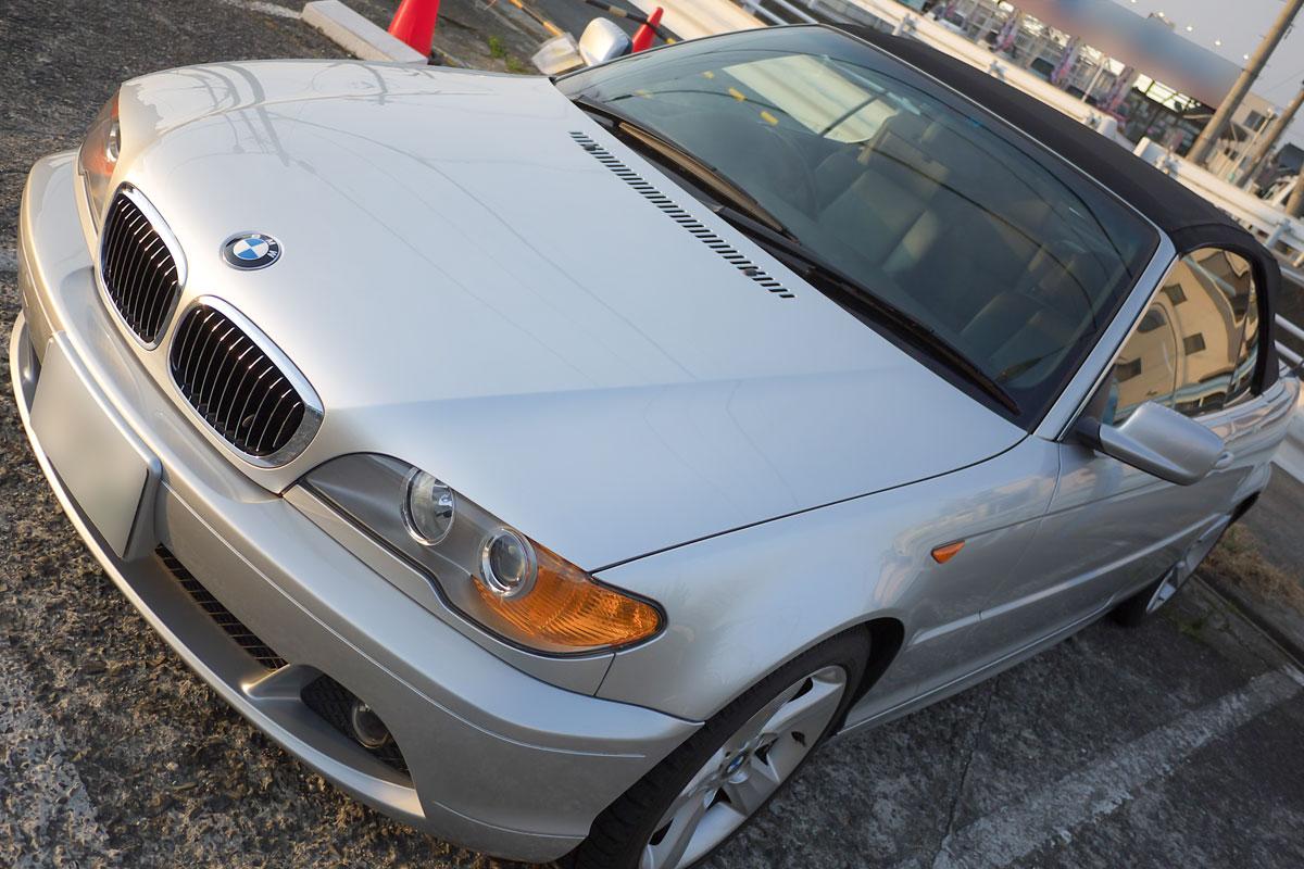 BMW 330Ci Cabriolet (E46)