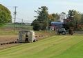 芝取り作業