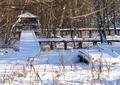 北海道冬風景10