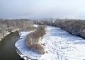 北海道冬風景1