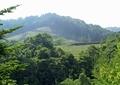 農村風景山2