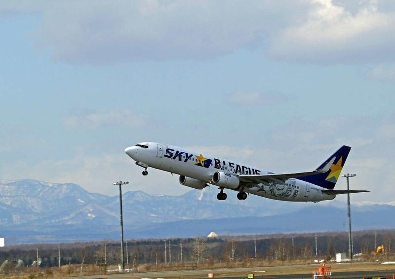 飛行機離陸13