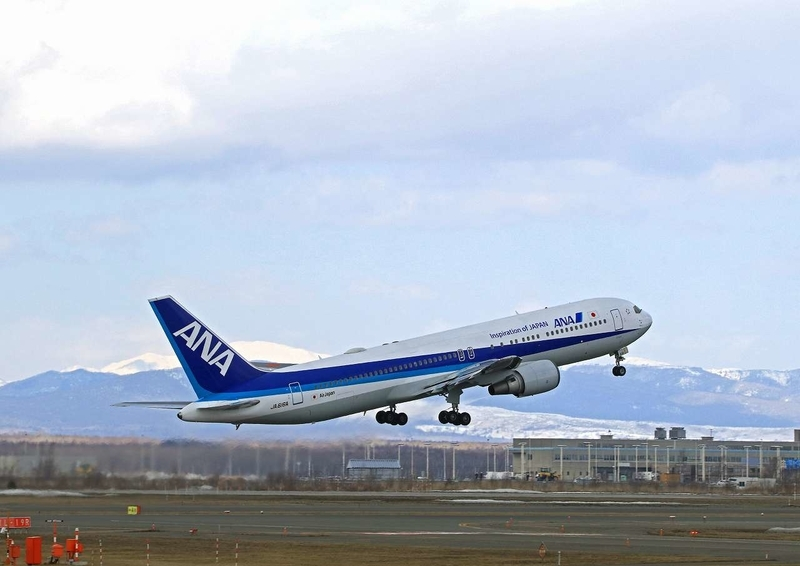 飛行機離陸8