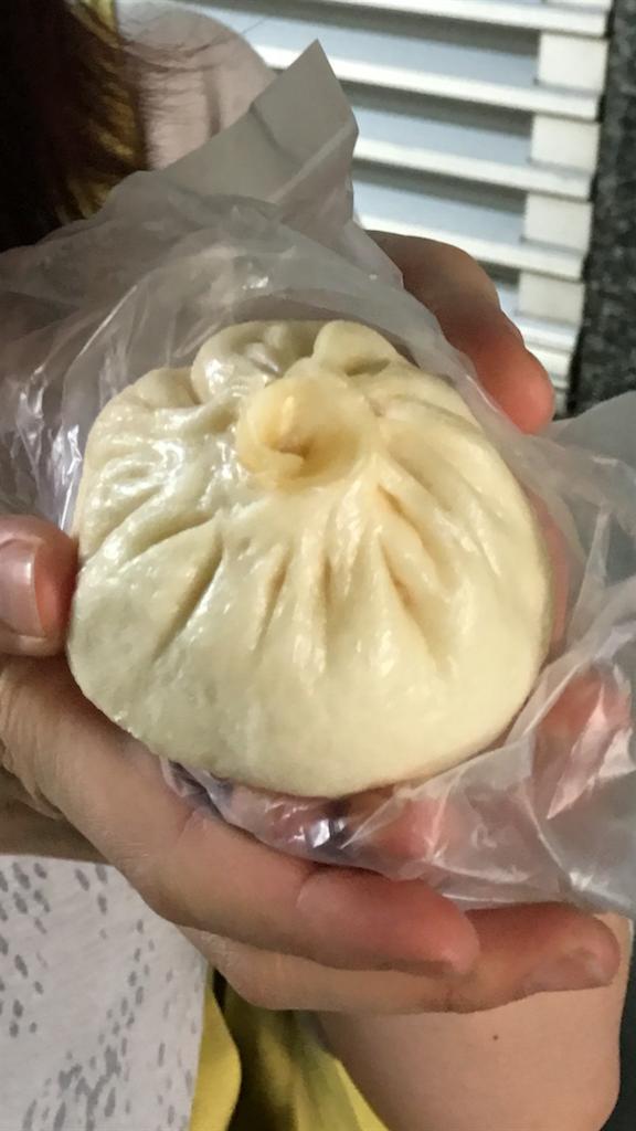 台湾の肉まん