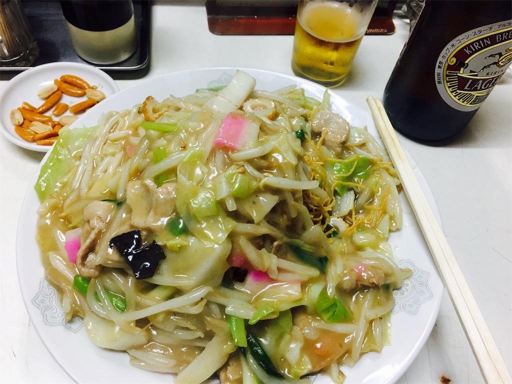 高円寺皿うどん