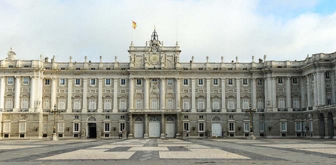 マドリード宮殿