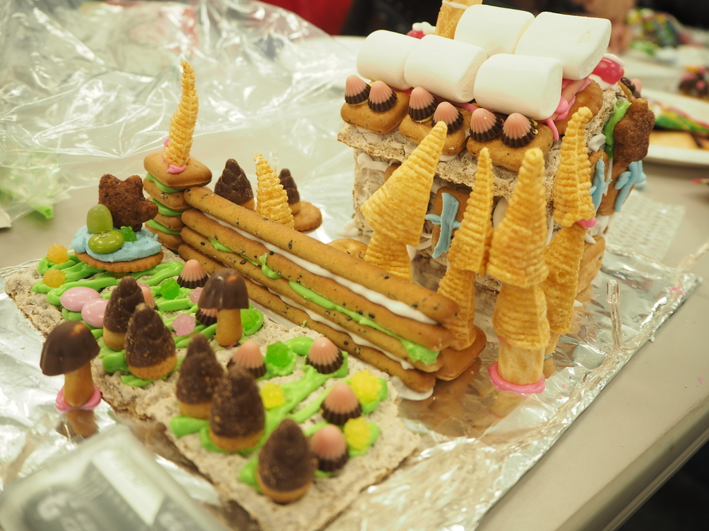 お菓子の家,潮来市,子育て,男女共同参画,アイシング,茨城県