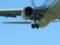8/21 朝のウオーキング。風の方向がいつもと違い、飛行機の発着方向