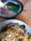 風麺でランチ