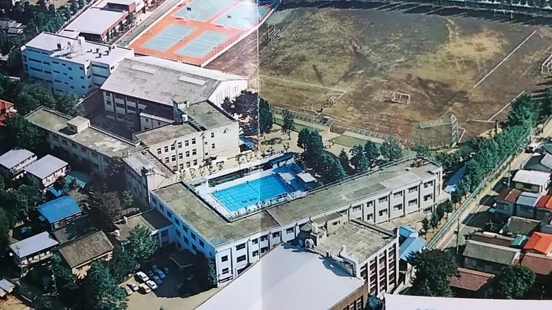城北学園旧校舎(画像)
