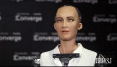 AIロボット「ソフィア」