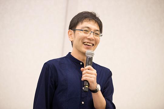 【講 師】狩野祐東さん