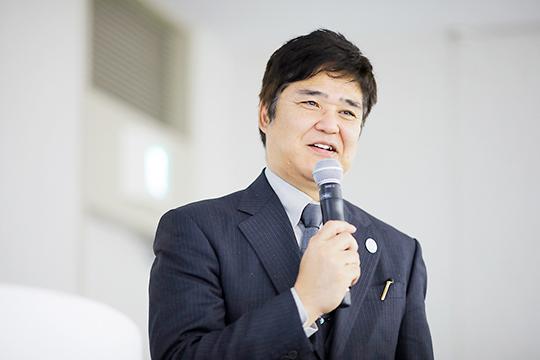 【講 師】細川義洋さん