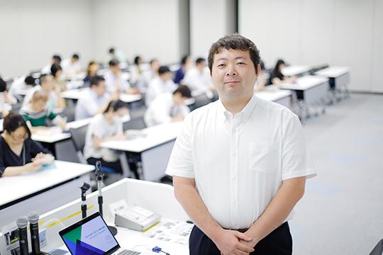 【講 師】中島 淳之介さん