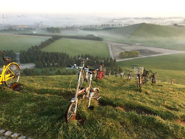 北海道自転車一周の準備