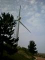 風車の佇まいが好きです