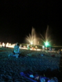 ナイター海水浴