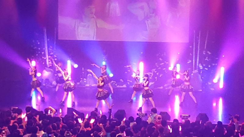 アイドル コピーダンス UNIDOL