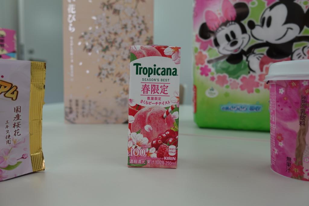 桜 春 日本人