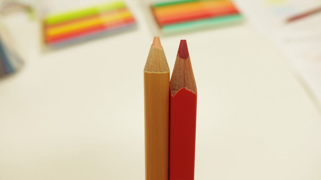 フェリシモ 500色の色えんぴつ くぼあやこ 岩崎書店のブログ
