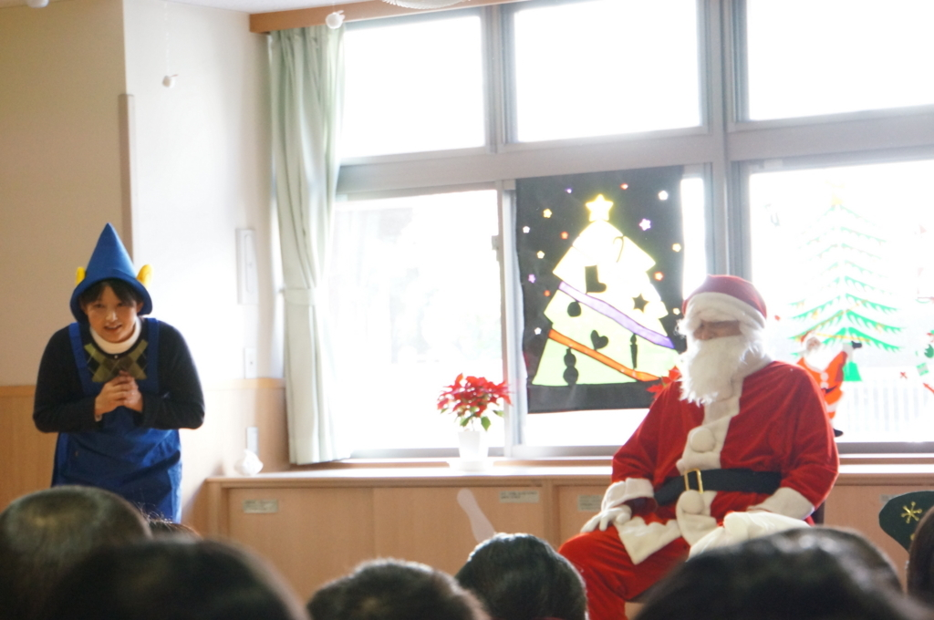 岩崎書店のブログ クリスマス サンタ