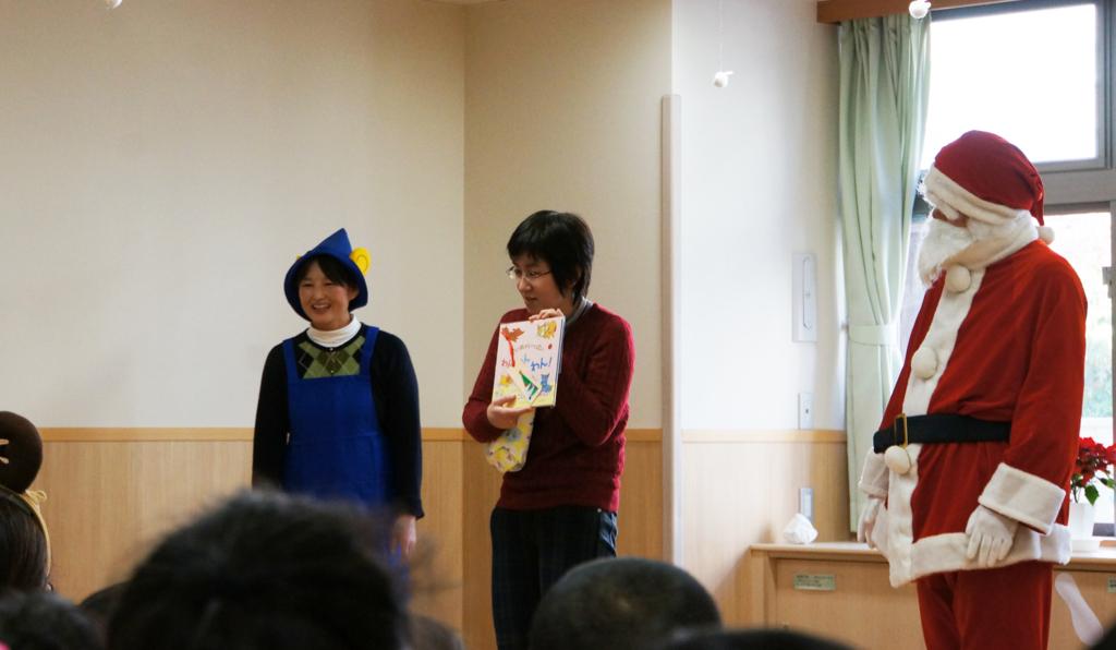 岩崎書店のブログ サンタ クリスマス