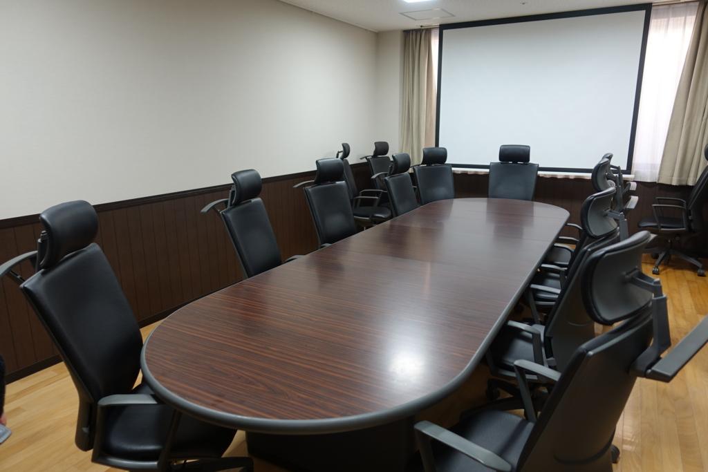 ほほえみの園 会議室