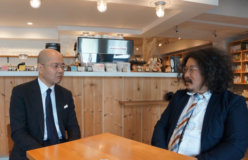 岩崎書店社長の岩崎夏海とかもめブックス柳下恭平さん