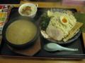伊勢海老つけ麺(竹本商店)