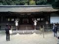 20071201 14:08 宇治川 北岸の どっかの 寺社