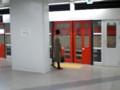 20071202 08:17 京都地下鉄 東西線 烏丸御池 (からすまおいけ)